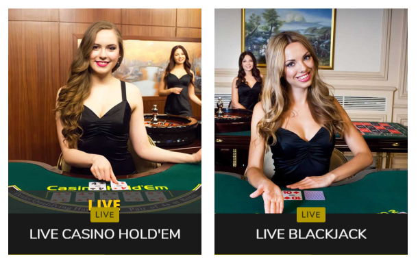 live casino Fortuna