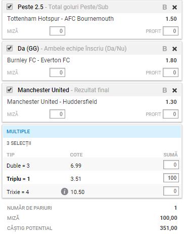 Bilet Premier League 26.12.2018