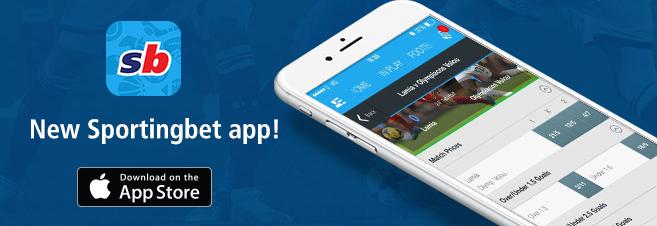 Aplicația Sportingbet pentru IOS. Avantaje și link pentru descărcare
