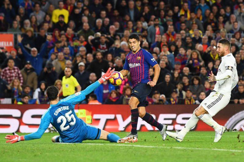 Streaming online Barcelona - Real Madrid El Clasico Cupa Regelui