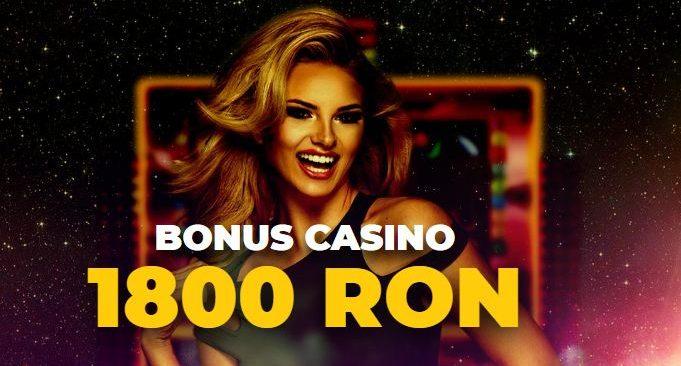 Încasează între 100 RON și 1.800 RON bonus Maxbet